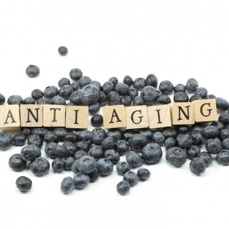 Anti-Aging & Anti-Oxidants